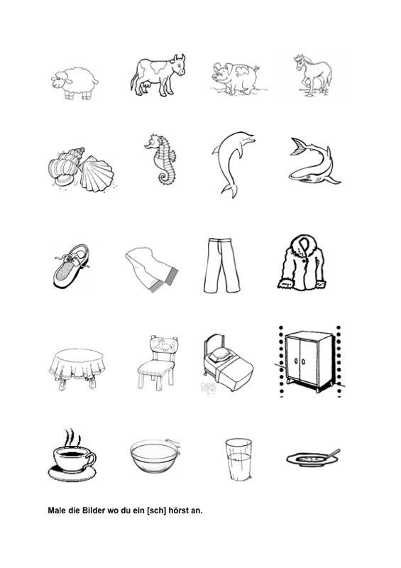 Noch mehr Karten für das Ravensburger Spiel Nanu, mit als Inlaut und Auslaut. Die Wörter sind: Flasche, Dusche, Geschenk, Muschel, Tasche, Wäsche, Frosch, - zu Dyslalie. Auf madoo.net für deine logopädische Therapie.