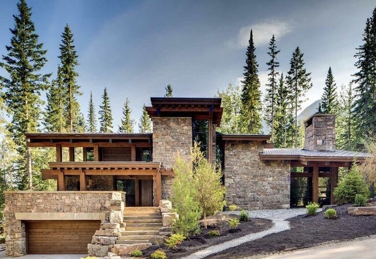 Pin By Lane Sommer On Cabins House Exterior House Designs Exterior Architecture House