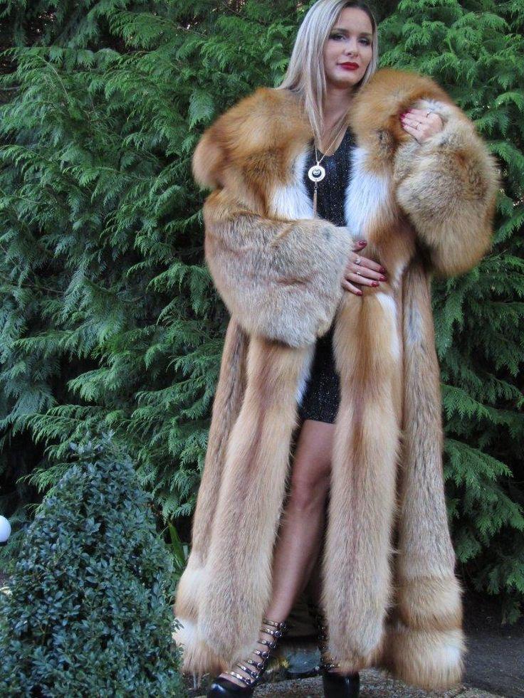 Pin Von Sandra Huntington Auf Susan In 2019 Fox Fur Fur