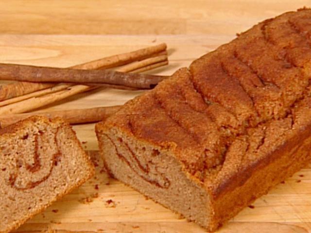Gluten-Free Cinnamon Sugar Teacake Recipe : Food Network