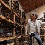 La leyenda del rock, Bob Dylan describió al arte de soldar metales como una de sus actividades favoritas, descubré el por qué de su afición