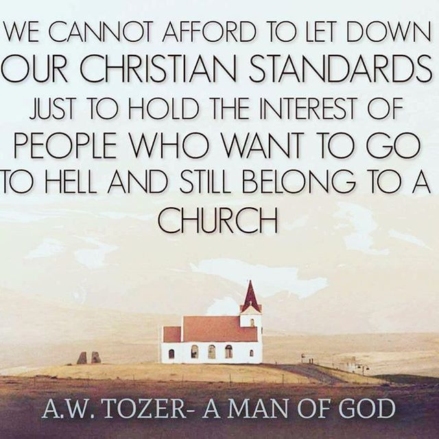 #AWTozer #quote