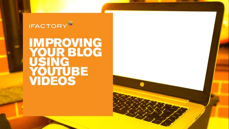 How much time do you spend watching YouTube? You don't need your own YouTube channel to harness the power of content marketing. It's possible to embed YouTube videos directly into your blog.