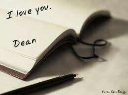 Just...Dean<3