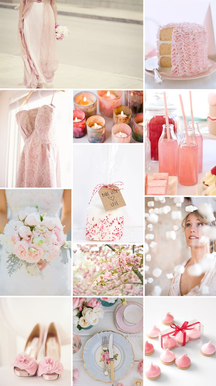 129 best Pink and Hearts<3 images on Pinterest | Wedding inspiration ...