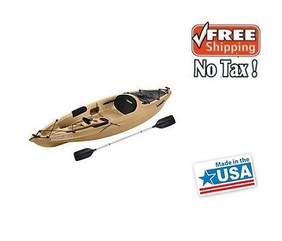 Kayaks For Sale Boat With Paddle Sit On Top Fishing Rod Holders Sports Gift Idea