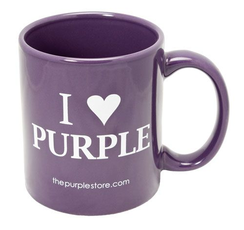 I Heart Purple Mug The Purple Store, this site could be dangerous