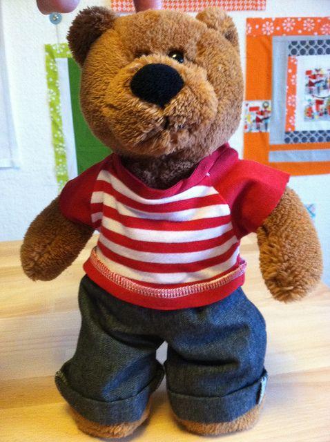 Teddy Bear Clothes Kleidung N 228 Hen Kleidung N 228 Hen