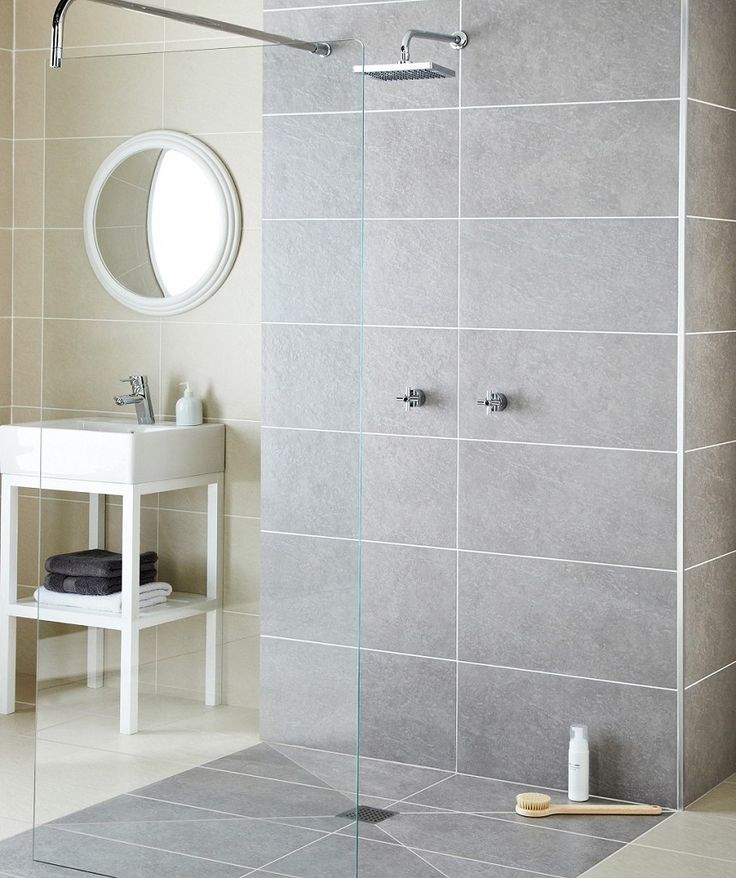 Grotelle Grey 30x60cm Topps Tiles Home Bathroom