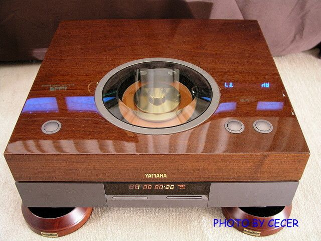 Yamaha cd player.. With WAF...