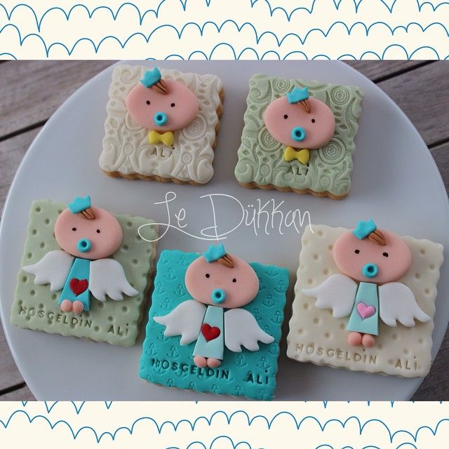 #babyshower#fondantart#fondantcookies#angel#melek#babyboy#hoşgeldin#welcome#ali#sailor#stencils#anchor#çapa#baskı#desen#cookiedesign#kurabiye#cookieart#cookiestagram#decoratedcookies#şekerhamuru#şekerhamurlukurabiye#fondantart#crown#bebek#babyboy#instakids#instacookie