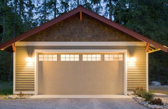 Building a garage sub panel is a convenient way to be able to shut off the  power source to a … | Detached garage, Outdoor security lights, Outdoor  security lightingPinterest
