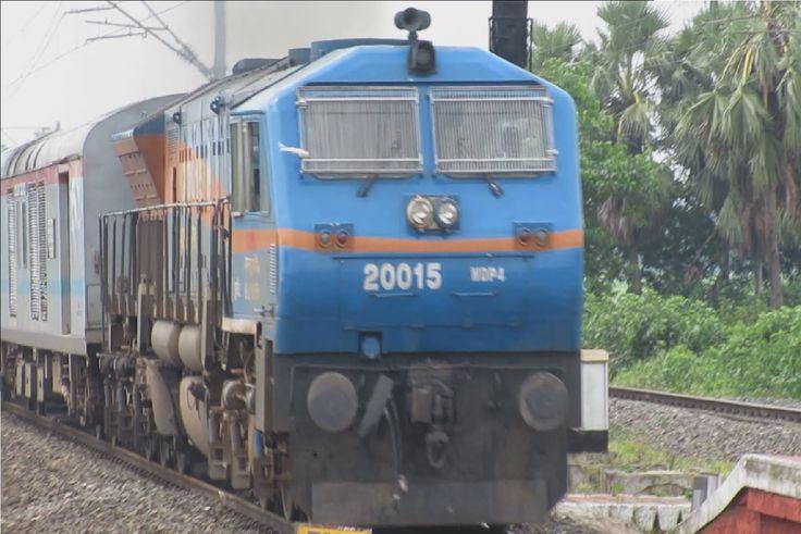 Shatabdi Express High Speed Trains of Indian Railways