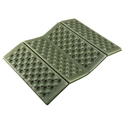 Introducing 2Pcs Outdoor Foldable Seat Cushion Folding Seat Foam Mat Camping EVA Seat Waterproof Garden Hiking Cushion Chair Pad Green. Great Product and follow us to get more updates!