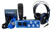 PreSonus AudioBox Studio Bundle Recording Package