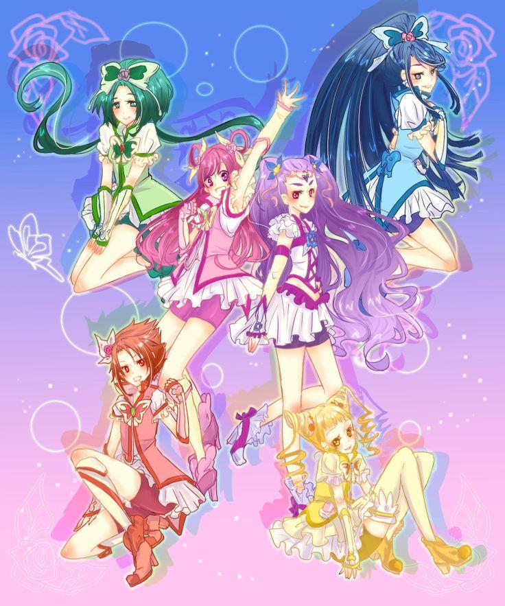 /Yes! Pretty Cure 5/#1608087 - Zerochan