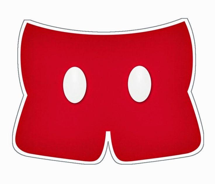 Resultado de imagen para mickey mouse dibujos para personalizar