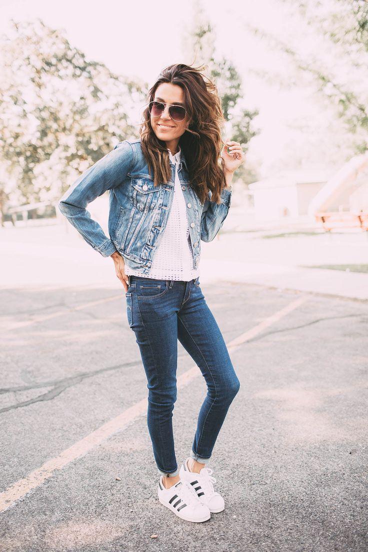36 best Denim images on Pinterest | Feminine fashion, Cowboys and ...
