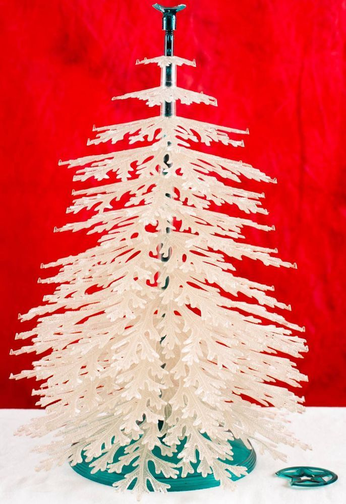 Glass Christmas Garland