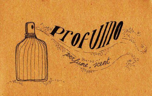 Learning Italian Language ~ Profumo (Perfume) IFHN