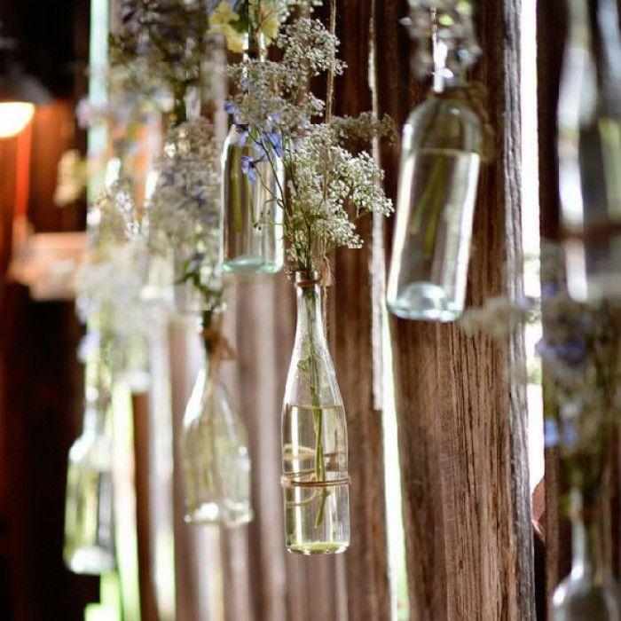 Pure Romantic Wedding Decor Ideas
