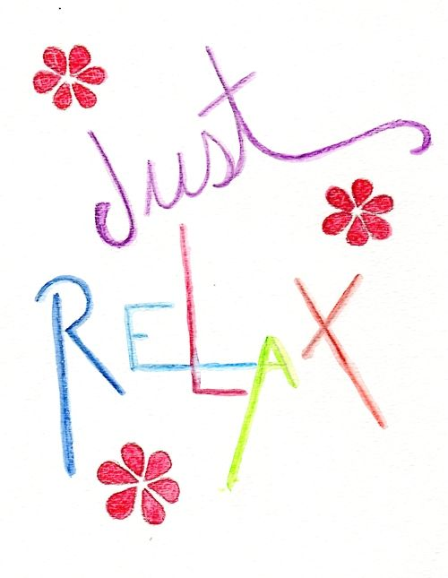 Nothing better than relaxing on March Break! Sleep in....workout....leisurely shower.... <3 <3