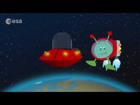 Paxi. Wie is Paxi? Leuk filmpje voor kinderen over de ruimte, hele serie