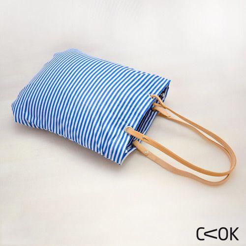 Pevná plátěná kabelka - Námořnice