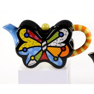 Mini Butterfly Teapot by Britto