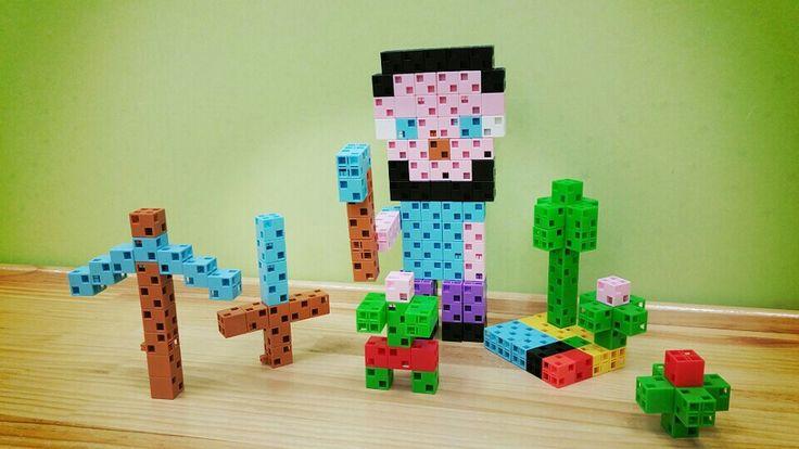 #minecraft# #block# by Ajin