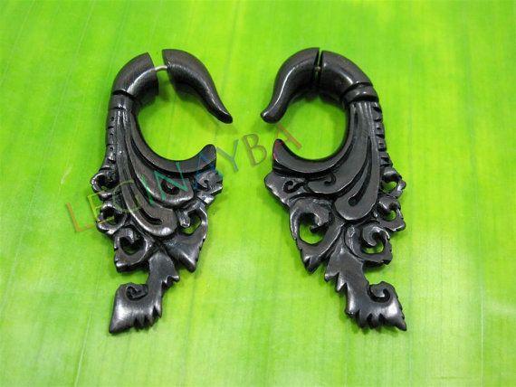 XS wooden organic eco jewelry by Leginayba on Etsy, $6.99 #wood #ecojewelry #handcarving #handmade #bali