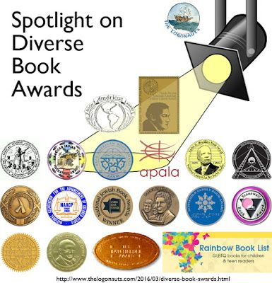 Spotlight on Diverse Book Awards | The Logonauts - a collection of diverse book awards for children's books