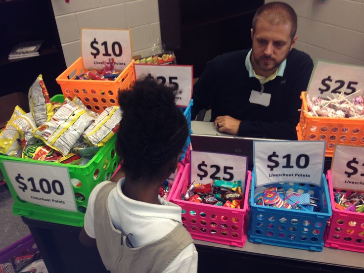 A school store is an awesome reward idea! Check out how Peeples Elementary runs their PBIS school store with LiveSchool! http://liveschoolinc.com/liveschool-ideas-from-jackson-mississippi/