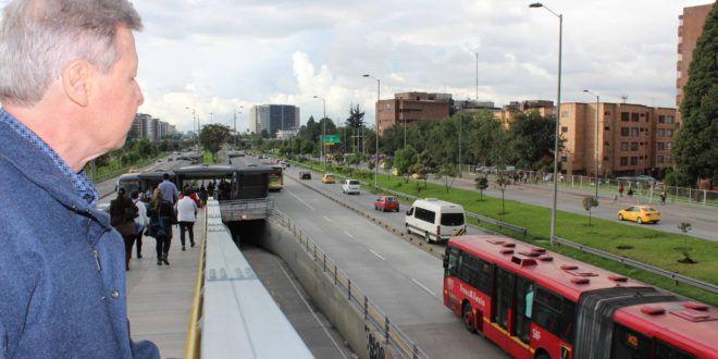 Comitiva de Manaus conhece estrutura e dinâmica do BRT de Bogotá