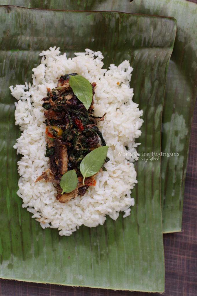 CookingTackle: Grilled aromatic rice / Nasi bakar rica-rica