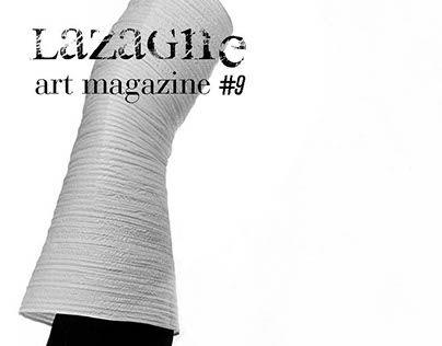 "Check out new work on my @Behance portfolio: ""Lazagne Art Magazine #9"" http://be.net/gallery/32156201/Lazagne-Art-Magazine-9"