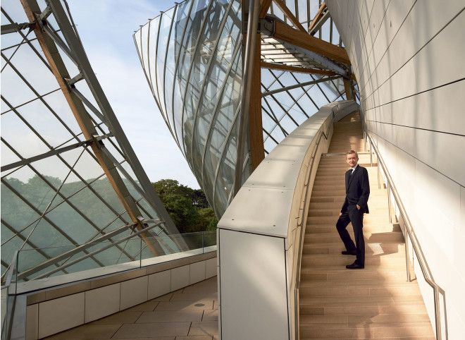 Why Paris's Newest Art Museum—the Fondation Louis Vuitton—Is Like None You've…