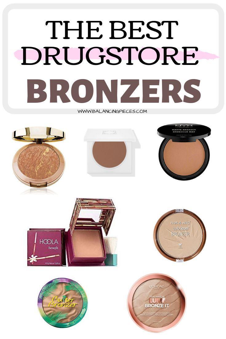 The BEST Drugstore Bronzers