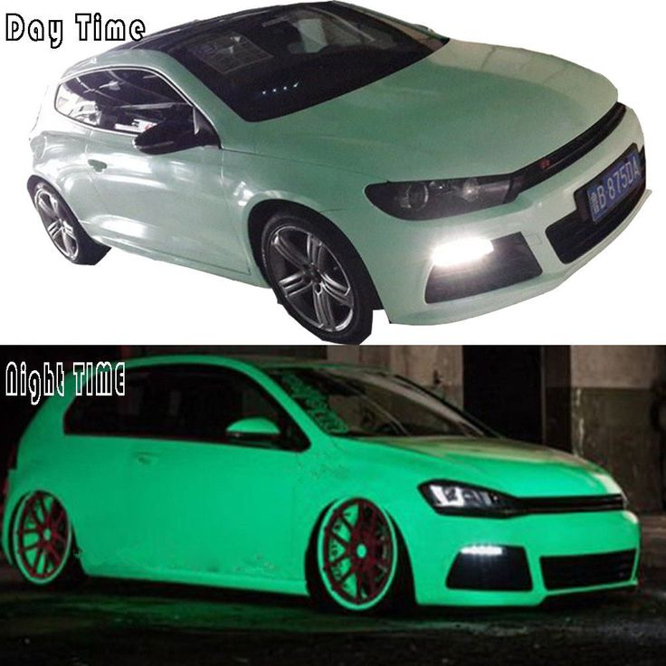 Car Styling Green Luminous Sticker Glow Vinyl Wrap Film In The Dark #Unbranded #ArtDecoStyle