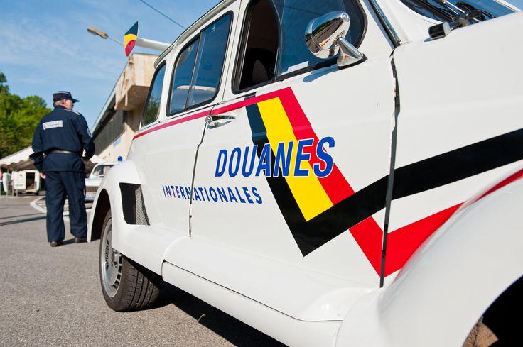 """Sur les traces de la super 4L de la comédie """"Rien à déclarer"""" tournée par Dany Boon à #Courquain #teambuilidng #fun"""