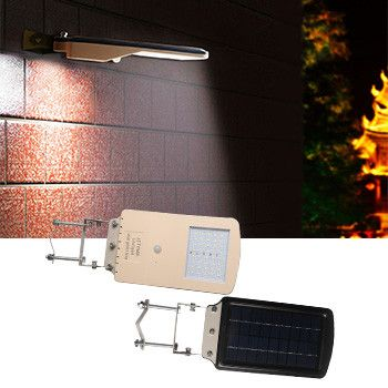 40 LEDs Solar Lights Motion Sensor Detector Light - Light Up Your Home, Yard, Driveway, Patio!