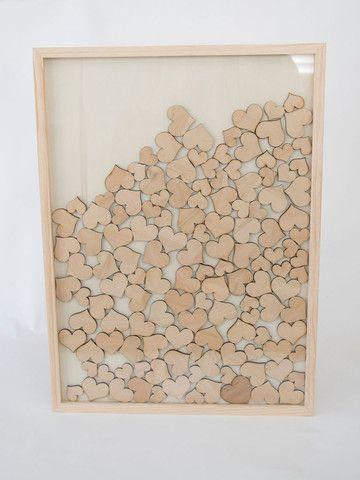 Drop Top Frame Guestbook - My Guest Book - 1
