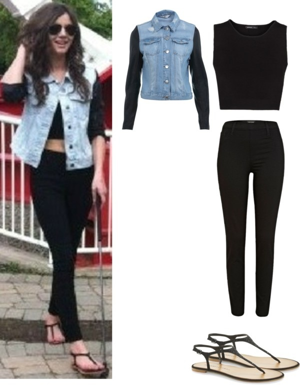 """""""Eleanor Calder outfit"""" by babyblued ❤ liked on Polyvore"""