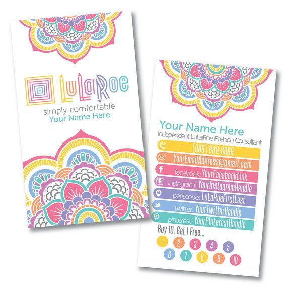 10 best images about lularoe on pinterest string art for Lularoe business card ideas