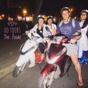 Best food tour to take in Vietnam!                    XO Tours - The Foodie is a MUST DO in Ho Chi Minh City!