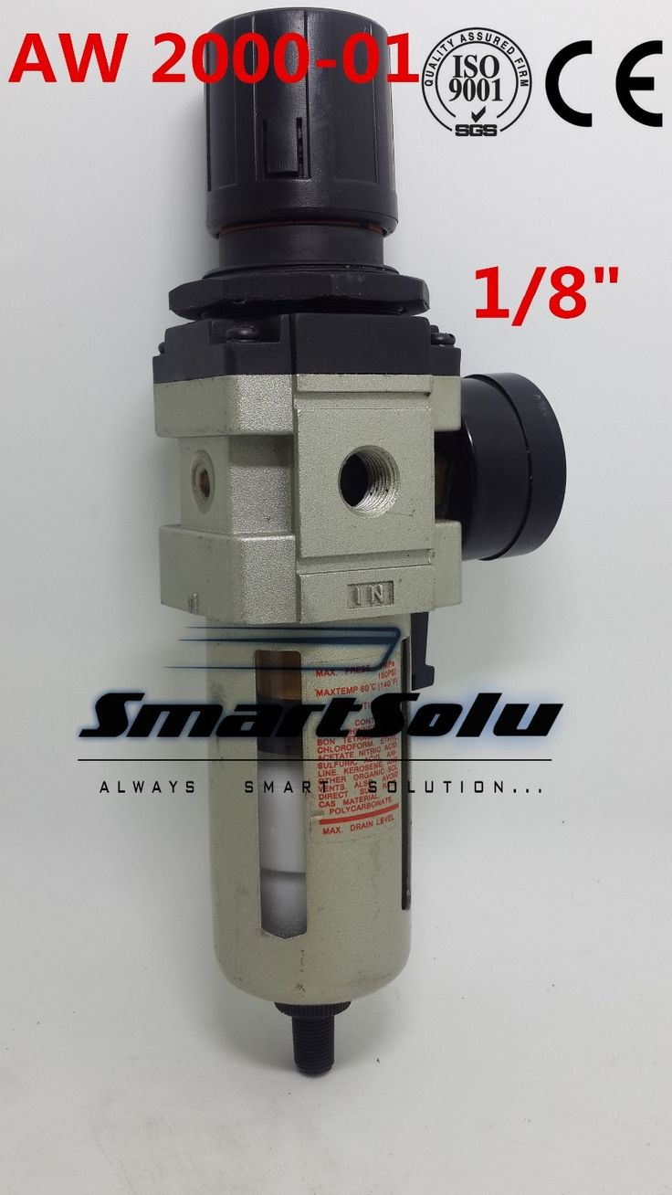 """18.38$  Watch here - http://ali059.shopchina.info/go.php?t=32490621643 - """"Free Shipping Air Compressor Filter Regulator,Water Moisture Trap AW 2000-01 ,  Type Pneumatic Tools,1/8"""""""" Port,1/8 Inch"""" 18.38$ #buymethat"""