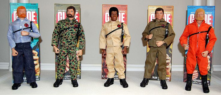 g.i. joe adventure team | ... Adventure Team - GI Joe Adventurer & Man of Action - HissTank.com - G