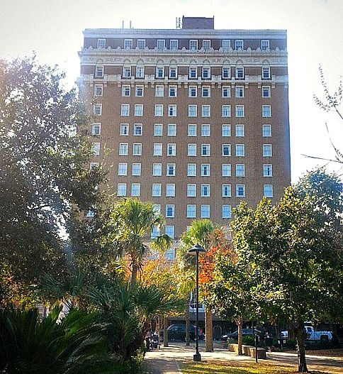 Francis Marion Hotel in Charleston, SC