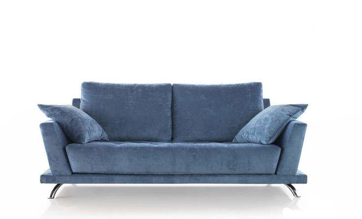 Porque la comodidad , no tiene que estar reñida con el diseño. Elige tu color y tu medida :) #sofa #sofadiseño