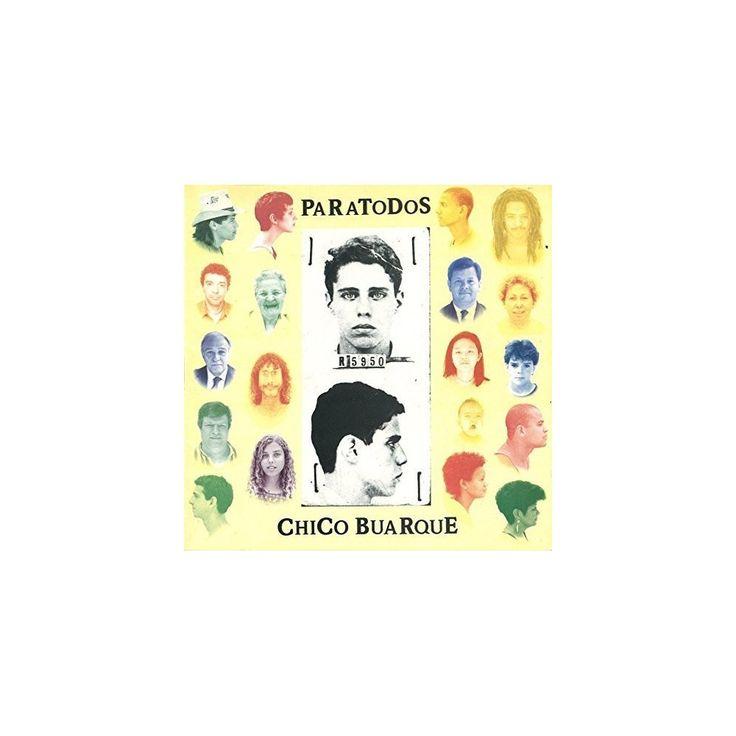 Chico Buarque - Paratodos (CD)